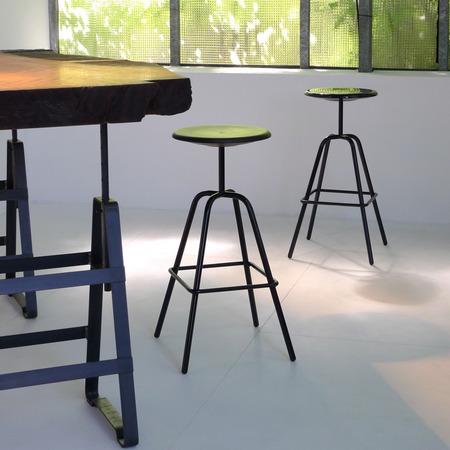 Barhocker Herrenberger Gross Atelier Haussmann