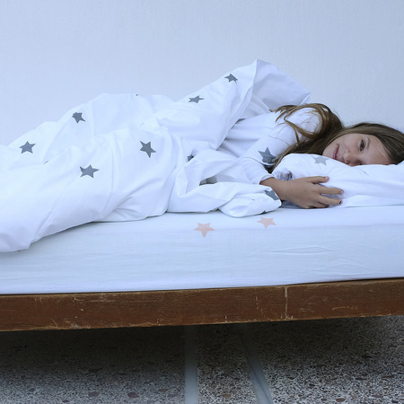 lieblings sternen bettw sche. Black Bedroom Furniture Sets. Home Design Ideas