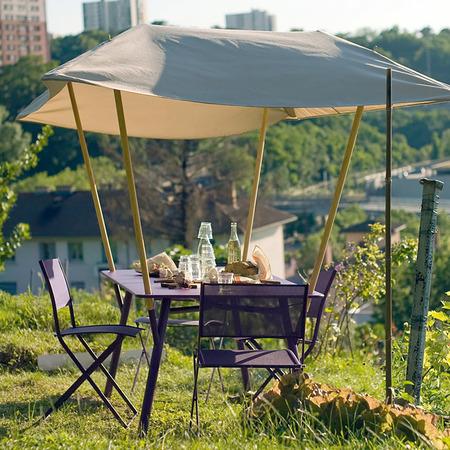 Tablabri et chaise plein air fermob album 2013 1