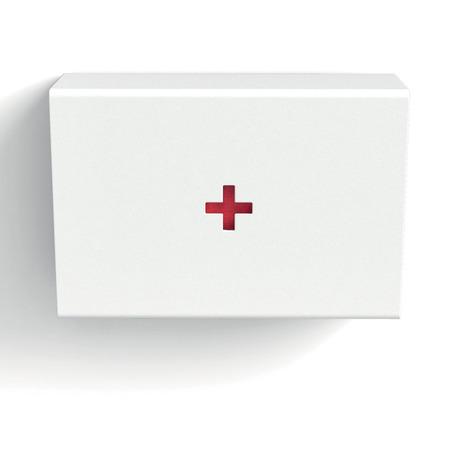 39 help 39 erste hilfe box. Black Bedroom Furniture Sets. Home Design Ideas