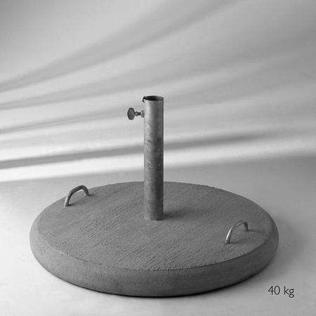 Alexo betonsockel 40kg