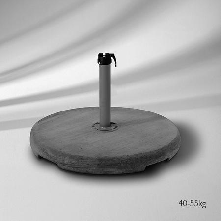 Glatz teakwood betonsockel