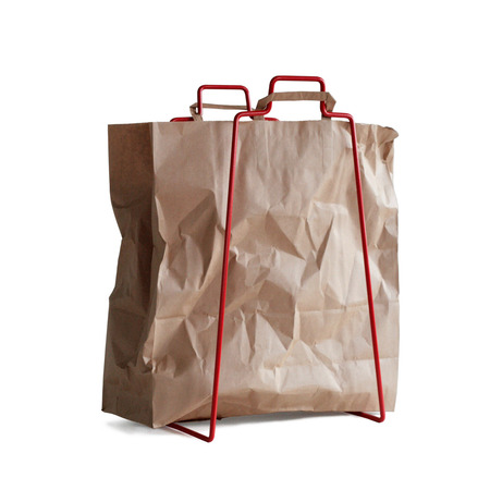 Everydaydesign paperbag red