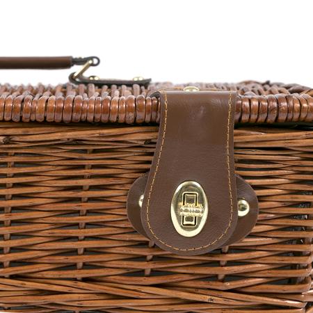 Schneider Korbwaren Picknickkorb 01