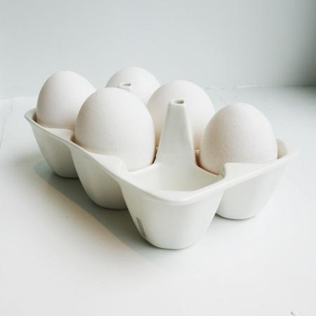 Seletti white egg 4