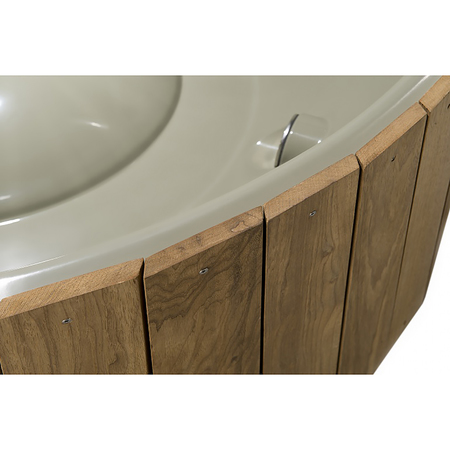 Dutchtub Wood doubledutch Holz Outdoorbad 06