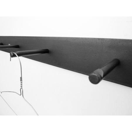 Atelier Haussmann Garderobenleiste 'HelloGoodbye' 04