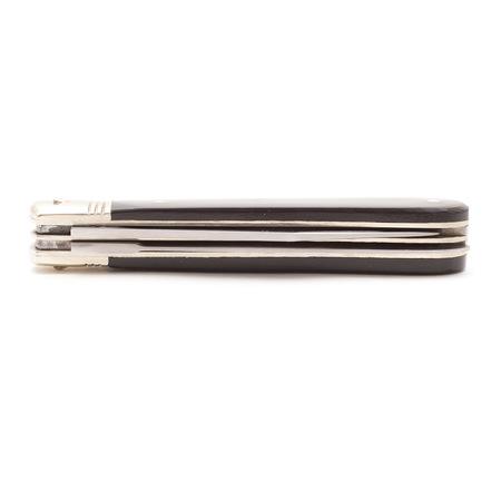 Bauernmesser aus Büffelhorn 15