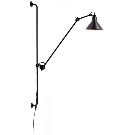 03 lampe gras 214 wandleuchte