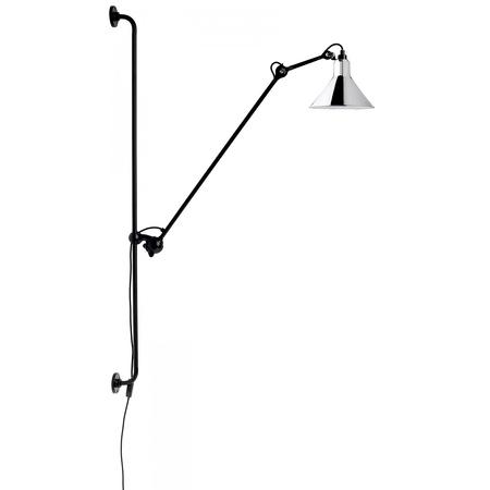 05 lampe gras 214 wandleuchte