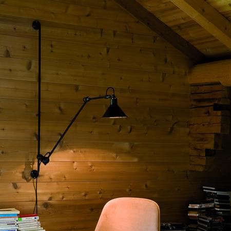 10 lampe gras 214 wandleuchte
