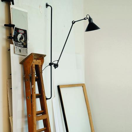 13 lampe gras 214 wandleuchte