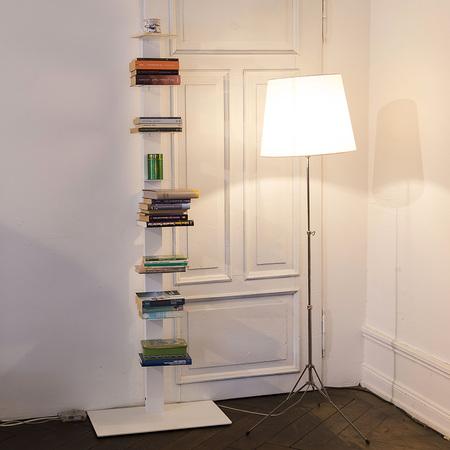 39 booksbaum 39 stand b chergestell. Black Bedroom Furniture Sets. Home Design Ideas