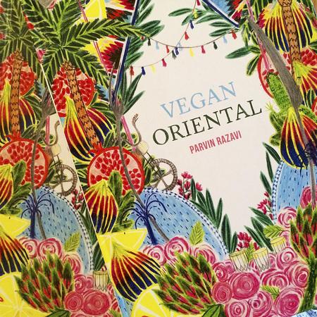 Neun Zehn Verlag 'Vegan Oriental' Kochbuch 02