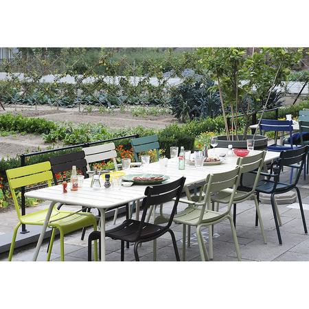 gartentisch 39 luxembourg 39 in drei gr ssen. Black Bedroom Furniture Sets. Home Design Ideas