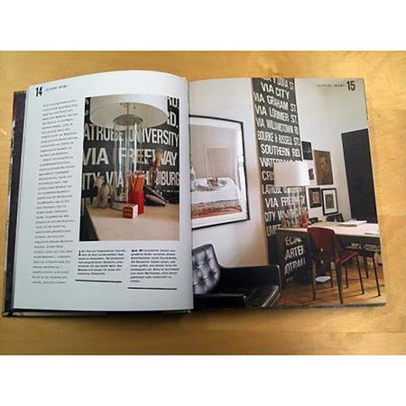 buch 39 kreative w nde 39. Black Bedroom Furniture Sets. Home Design Ideas