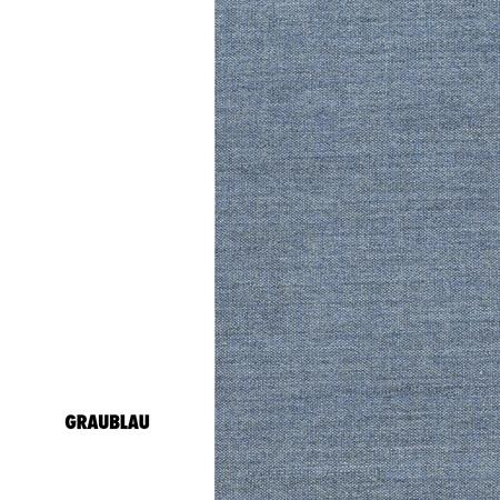 Kavadrat Remix 733 Stoff Graublau