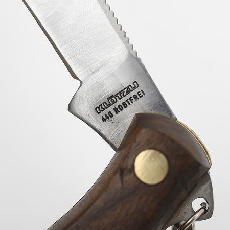 Klötzli Messerschmiede 'Pilzmesser' Messer 02