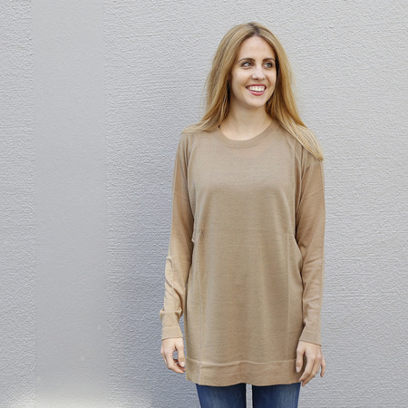Pullover jou von 39 whyred 39 in camel for Skandinavische lampen klassiker