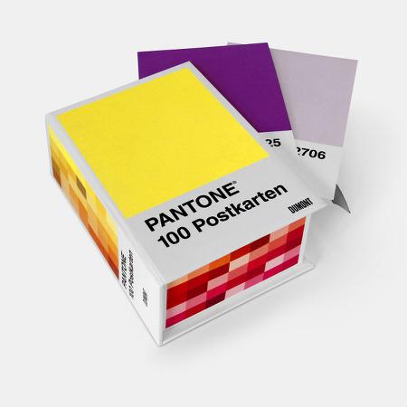 postkartenset 39 pantone 39. Black Bedroom Furniture Sets. Home Design Ideas