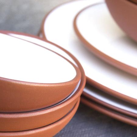 Earth Collection Vaidava Ton Geschirr Artificial