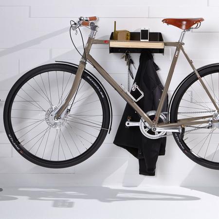 Mooris 20wandgarderobe fahrrad garderobe