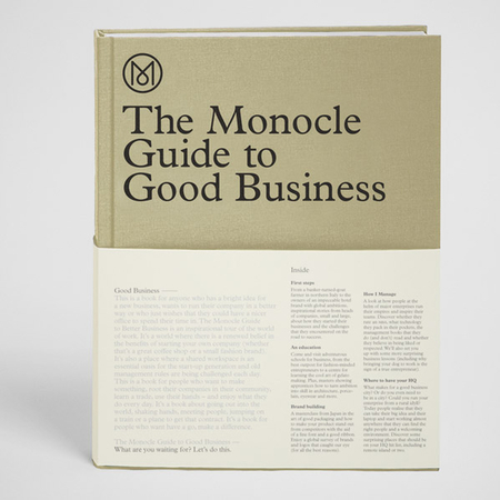 Monocle Guide Business