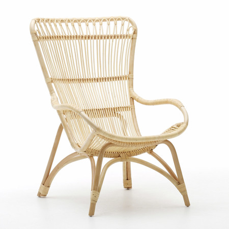 Sika Design Easy Chair 'Monet' Rattan 7