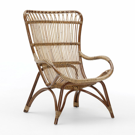 Sika Design Easy Chair 'Monet' Rattan 6