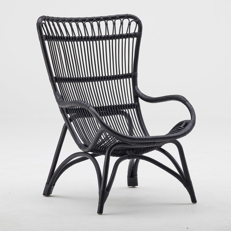 Sika Design Easy Chair 'Monet' Rattan 3
