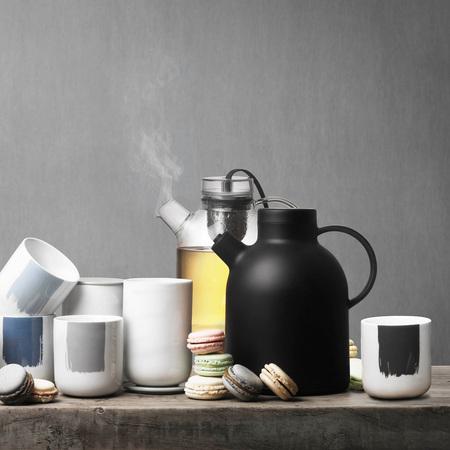 Teekrug mit st vchen for Skandinavische lampen klassiker