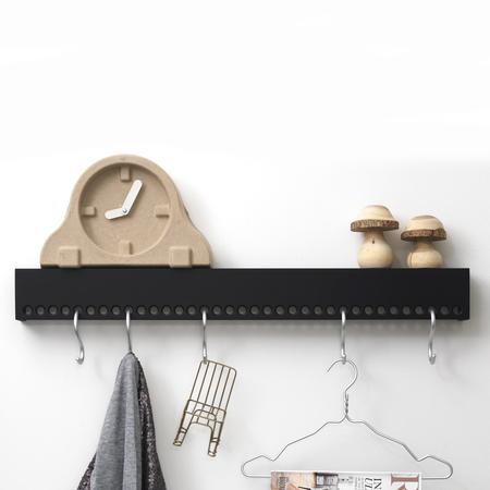 wandregal f r k che oder bad. Black Bedroom Furniture Sets. Home Design Ideas