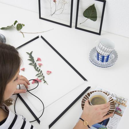 rahmen 39 frame 39 schwarz. Black Bedroom Furniture Sets. Home Design Ideas