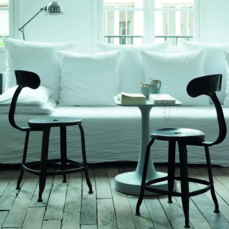 inspirierendes wohnbuch 39 vintage industrial style 39. Black Bedroom Furniture Sets. Home Design Ideas