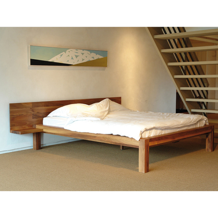 Pilat dorus bed achterwand