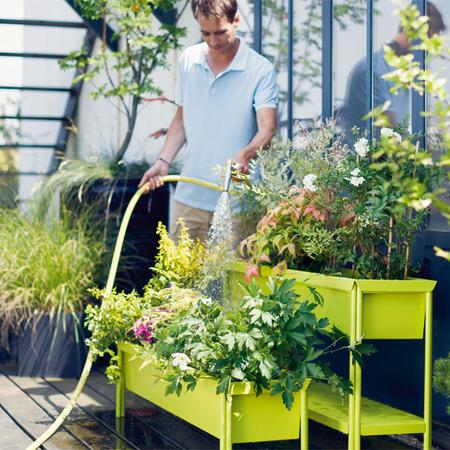 Jardiniere petit format terrazza fermob 1