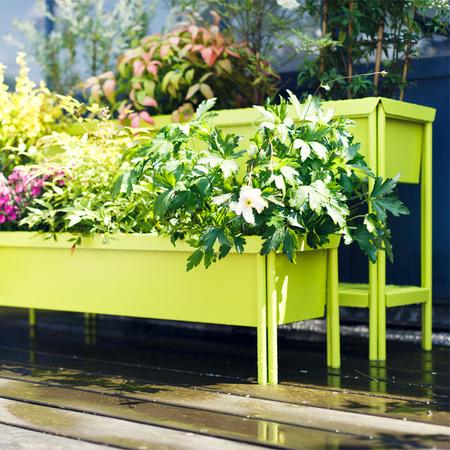 Jardiniere petit format terrazza fermob 2