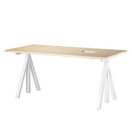 Höhenverstellbarer Tisch Works