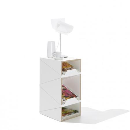 schuhregal 39 shustack 3 39. Black Bedroom Furniture Sets. Home Design Ideas