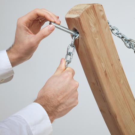 Holzständer Hängematte La Siesta