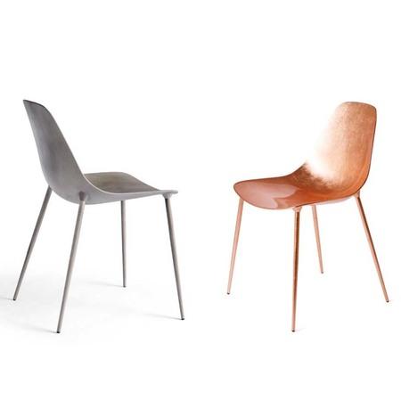 Stuhl ohne Armlehne 'Mammamia' 04