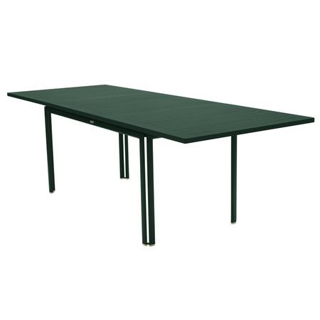 Costa table allonge cedre
