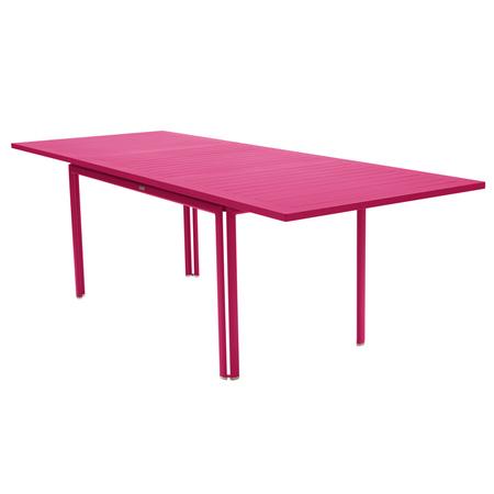 Costa table allonge fuchsia