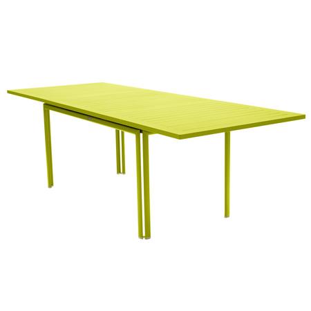 Costa table allonge verveine