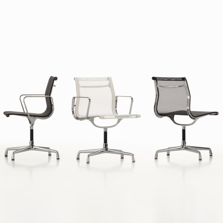 Vitra aluminium chair ea 101 104 situation 1