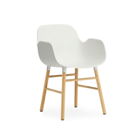 Stuhl Form Armlehne Normann Copenhagen