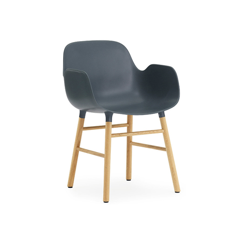 602765 form armchair blueoak 1