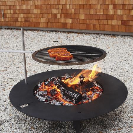 Design Feuerstelle feuerstelle radius design