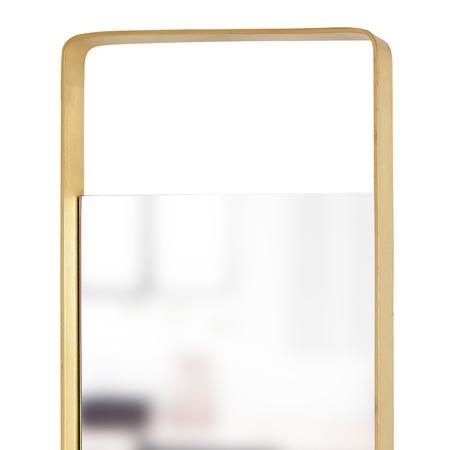 Spiegel mit messingrahmen for Spiegel mit messingrahmen
