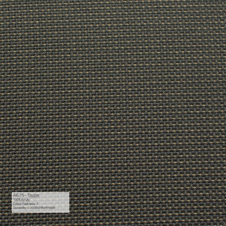 Sika Fabric Stoff A Outdoor Dunkelgrau
